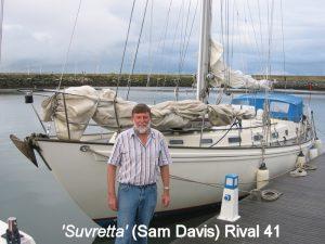 Suvretta (Sam Davis) Rival 41